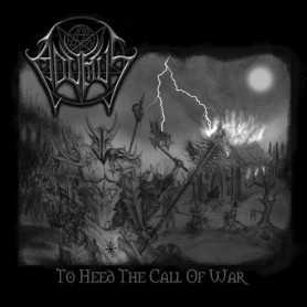 ADUMUS - To Heed the Call of War . CD