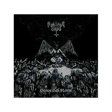 NUKLEAR GOAT - Genocidal Storm . CD