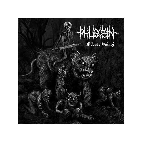 PHLEGEIN - Silver Veins . CD