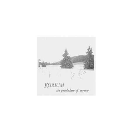 KORIUM - The Pendulum of Sorrow . CD