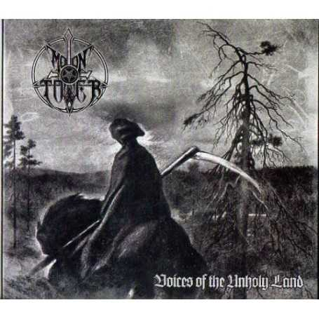MOONTOWER - Voices of the Unholy Land . CD