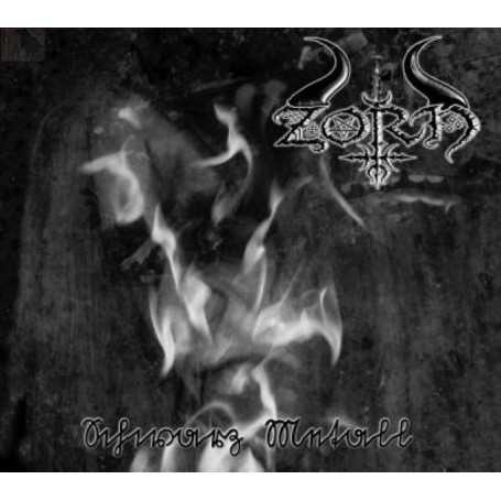 ZORN - Schwarz Metall . CD