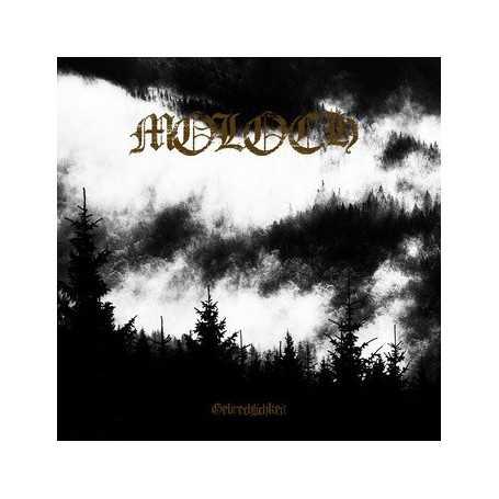 MOLOCH - Gebrechlichkeit . CD