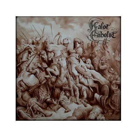 KALOT ENBOLOT - Regnum Dei . CD