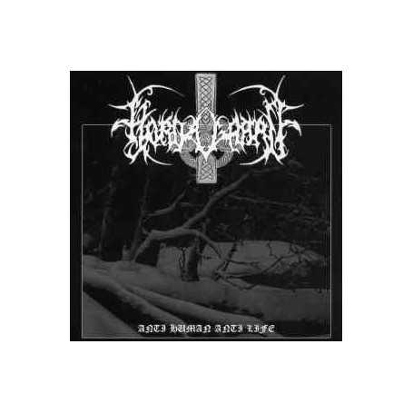 HORDAGAARD - Anti Human Anti Life . CD
