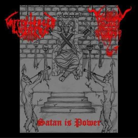 WAFFENTRAGER LUZIFERS / BLACK ANGEL - Satan is Power . CD