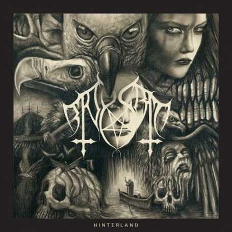 BLODSRIT - Hinterland . CD