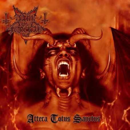 DARK FUNERAL - Attera Totus Sanctus . CD