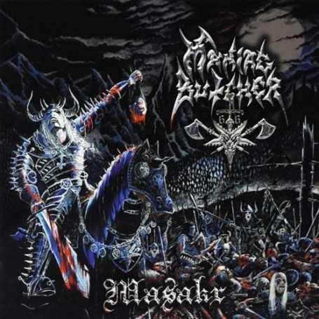 MANIAC BUTCHER - Masakr . CD