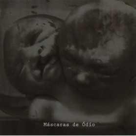 CRYSTALLINE DARKNESS / MALDICAO - Mascaras de Odio . CD