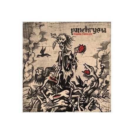 PANCHRYSIA - Massa Damnata . CD