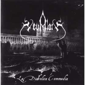 NEVALOTH - La Diabolica Commedia . CD