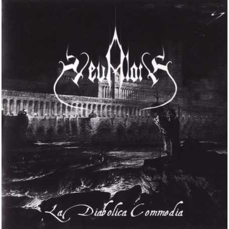 NEVALOTH - La Diabolica Commedia . CD