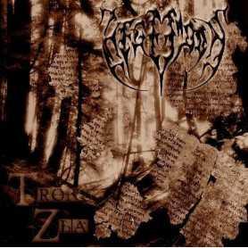 HEGEMOON - Tron Zla . CD