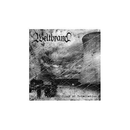 WELTBRAND - The Cloud of Retaliation . CD