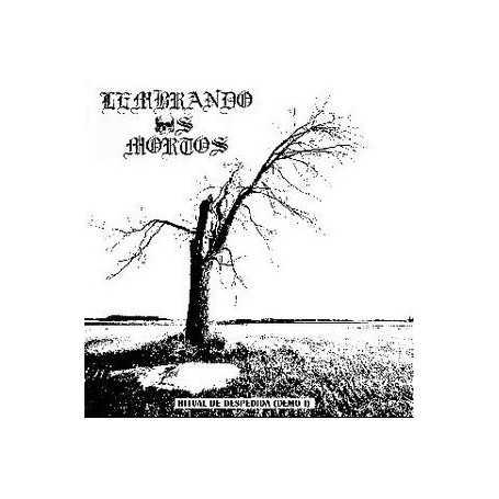 LEMBRANDO OS MORTOS - Ritual de Espedida . CD