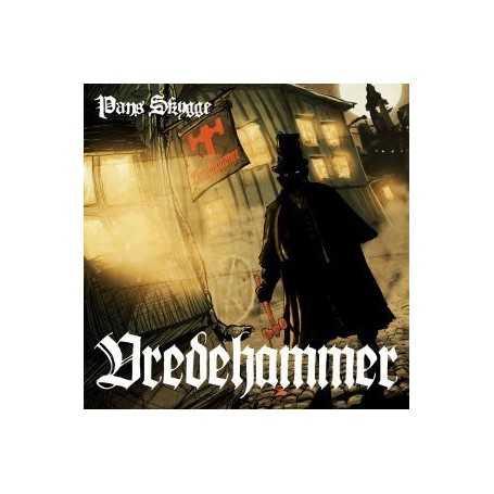VREDEHAMMER - Pans Skygge . CD