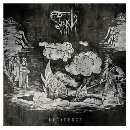 STRYNN - Decadence . CD