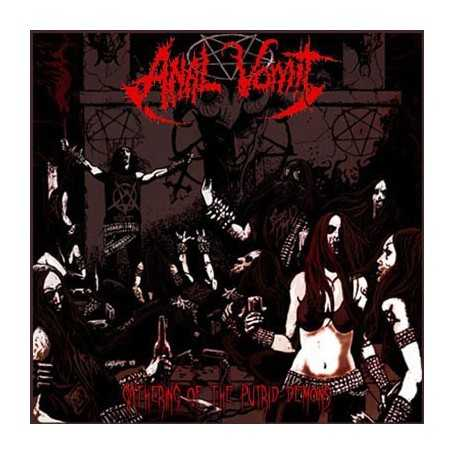 ANAL VOMIT - Gathering of the Putrid Demons . CD