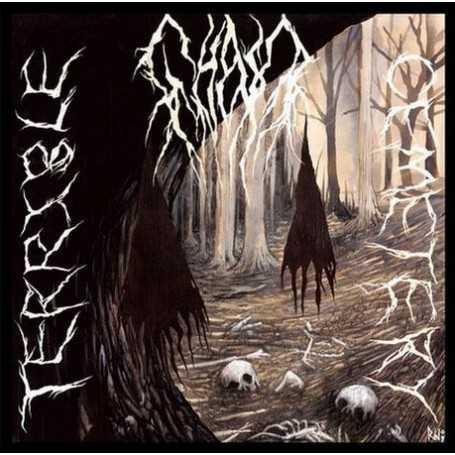 GHAST - Terrible Cemetery . CD