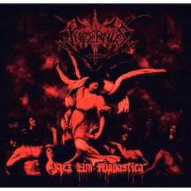 INFERNUS - Nex Um Monastica . CD