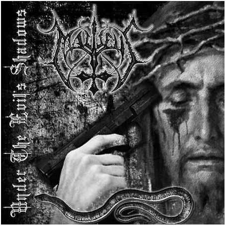 MALLEUS - Under the Evil's Shadows . CD
