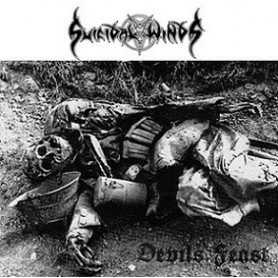 SUICIDAL WINDS - Devil's Feast . CD