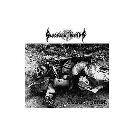 SUICIDAL WINDS - Devil's Feast . CD