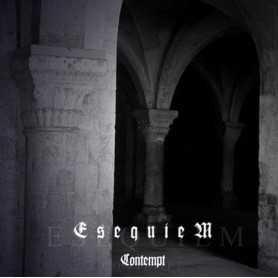 ESEQUIEM - Contempt . CD