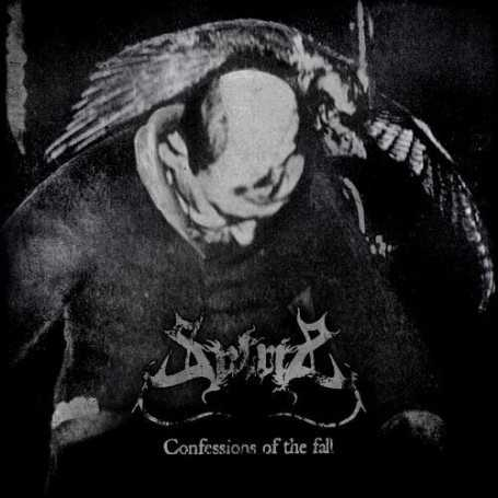 SYTRIS - Confessions of the Fall . CD