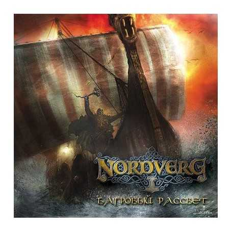 NORDVERG - Crimson Dawn . CD