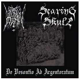 HASSERBEN / SEARING SKULL - De Vesontio Ad Argentoratum . CD