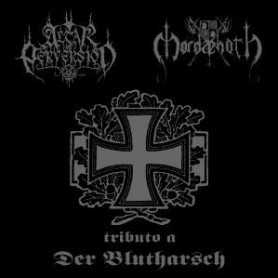 ALTAR OF PERVERSION / MORDAEHOTH - Tributo a Der Blutharsch . CD