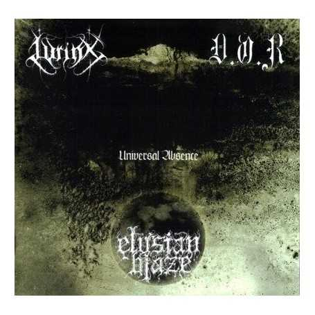 LYRINX / ELYSIAN BLAZE / D.O.R - Universal Absence . CD