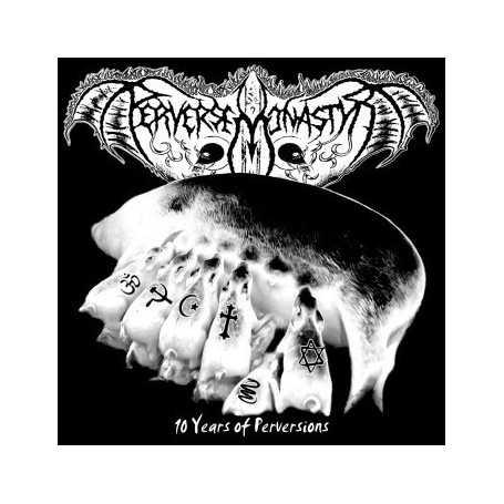PERVERSE MONASTYR - 10 Years of Perversions . CD