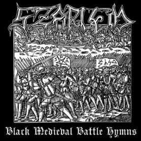 SZARLEM - Black Medieval Battle Hymns . CD