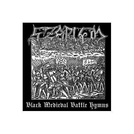 SZARLEM - Black Medieval Battle Hymns . CD