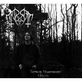 BLODSRIT - Supreme Misanthropy . CD