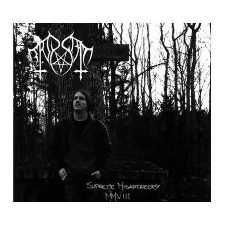 BLODSRIT - Supreme Misanthropy . CD