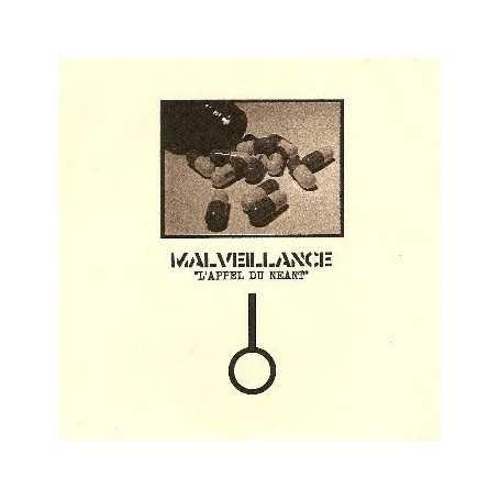 MALVEILLANCE - L'appel du Neant / Le Froid du Nord . CD
