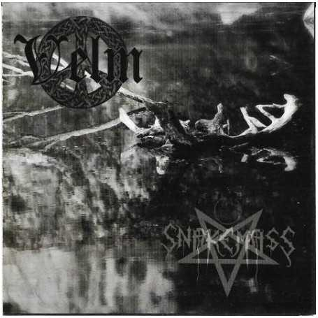 VELM / SNAKEMASS - Split S/T . CD