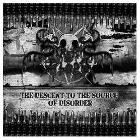 STREAMS OF BLOOD - The Descent to the Source of Disorder . CD