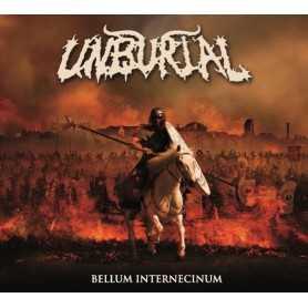 UNBURIAL - Bellum Internecinum . CD