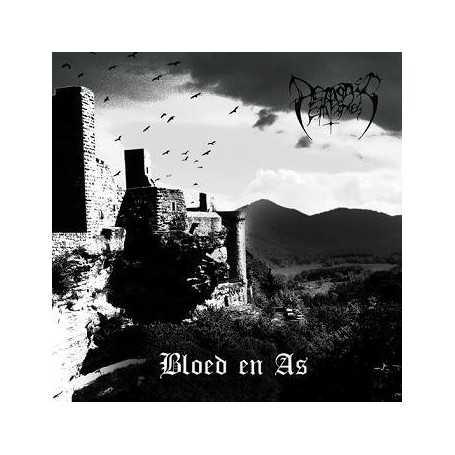 DEMONIC EMPIRE - Bloed En As . CD