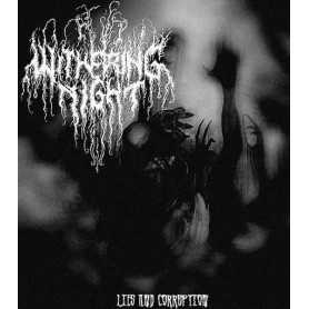 WITHERING NIGHT - Lies and Corruption . CD
