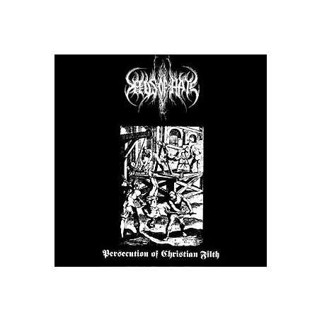 SEEDS OF HATE - Persecution of Christian Filth . CD