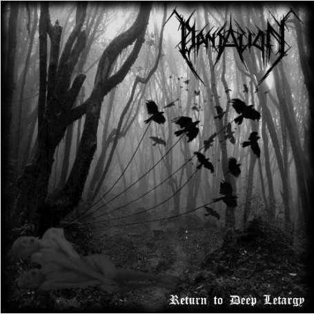 DANTALION - Return to Deep Lethargy . CD