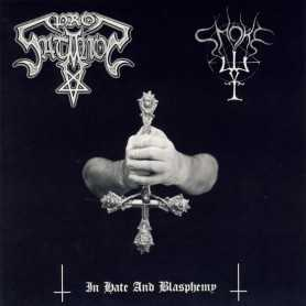 PROSATANOS / SMOKE - In Hate And Blasphemy . CD