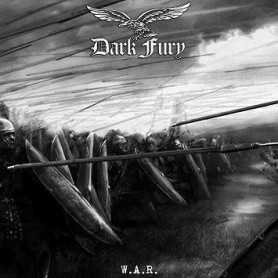 DARK FURY - W.A.R. . CD