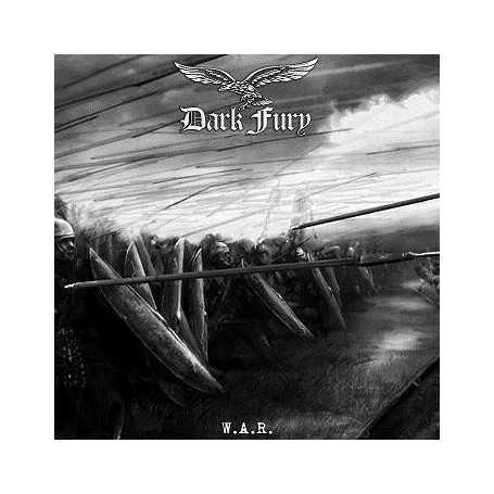 DARK FURY - W.A.R. . CD